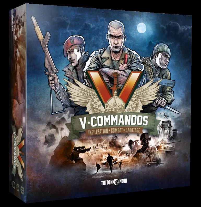 v-commandos-pack