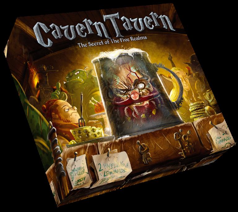 cavern tavern-cover