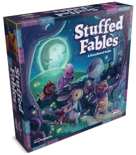 Stuffed Fables Francais