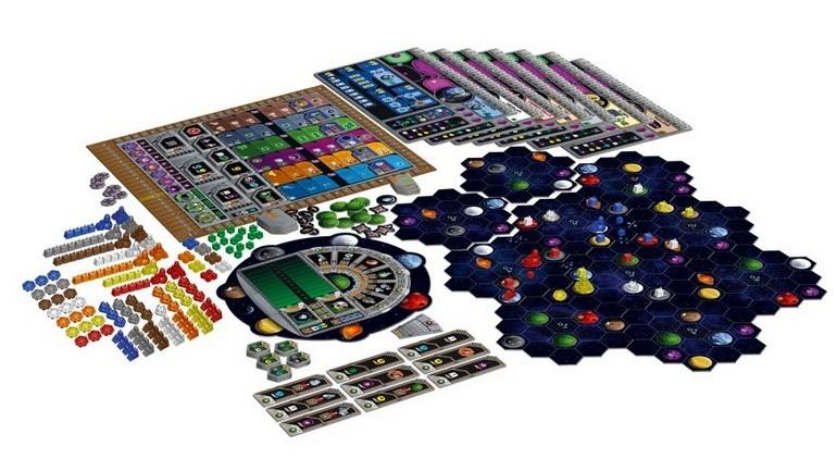 Critique de jeu: Projet Gaia. Terra Space Opera