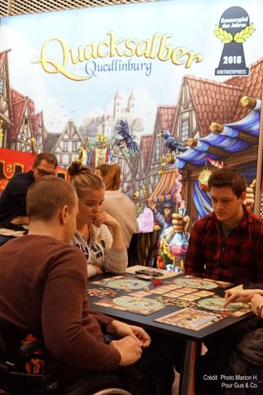 Essen 2018 - Les charlatans de Belcastel G&C