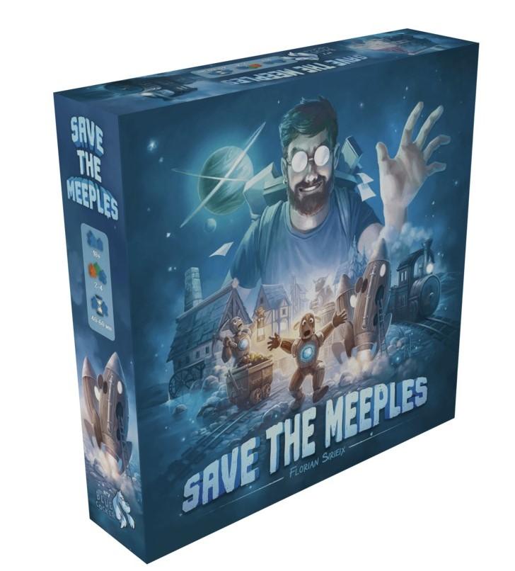 Save the Meeples | Sirieix, Florian. Auteur