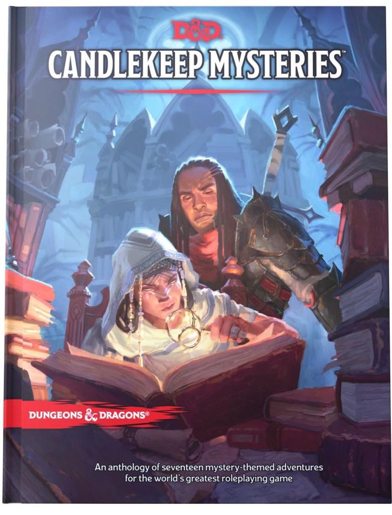 Candlekeep Mysteries, le tout premier supplément Donjons & Dragons qui peut se jouer en chaise roulante