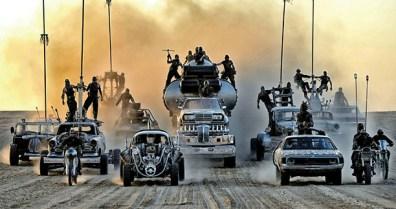 Les barbares nomades de Mad Max (bientôt le remake)