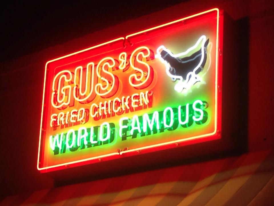 Gus fried chicken recipe