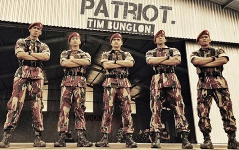 Tim Bunglon Film Patriot Kopassus