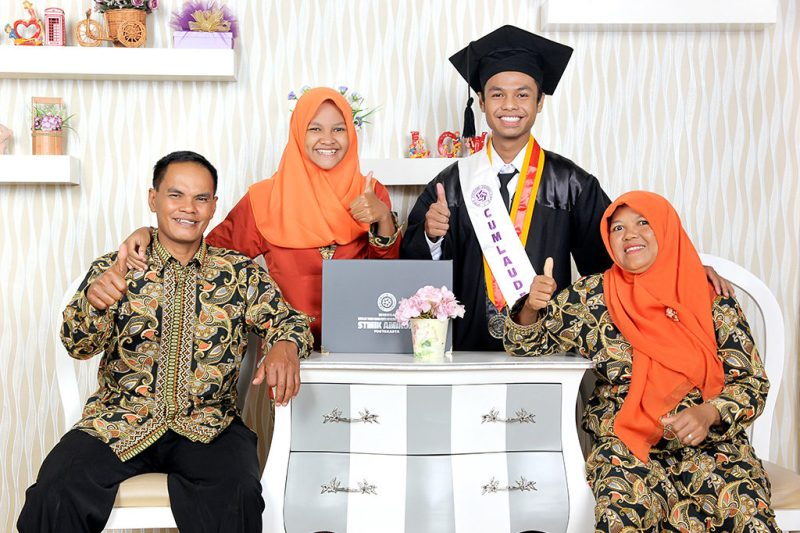 Keluarga Bahagia Gushairon Fadli