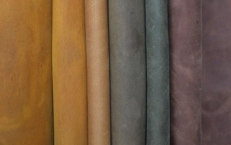 Jenis Kulit Sepatu Nubuck Leather