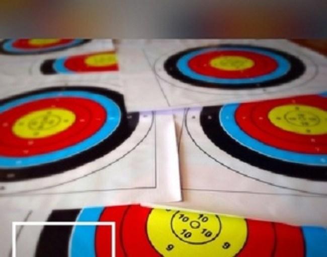 Jual Target Panah
