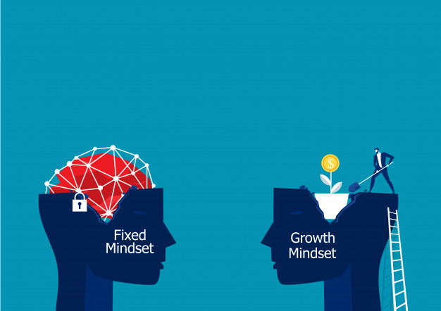 fix and growth mindset