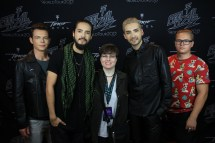 Meeting Tokio Hotel Cleveland Ohio House Of Blues August