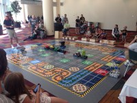 Robo Rally done with Lego robots