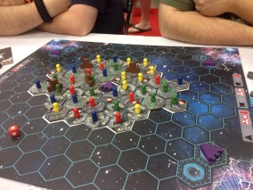 Survive Space Attack! Great fun in space!