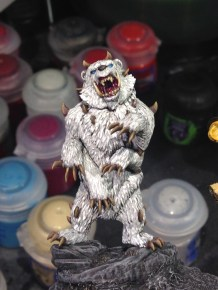Really happy with how this Slate Ridge Mauler is looking so far.
