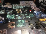 Finally getting to try out the Alien vs. Predator game!