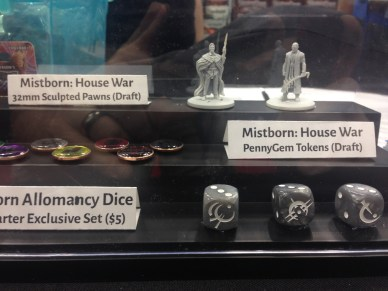 Looking forward to getting these minis when the Kickstarter reward for Mistborn shows up!
