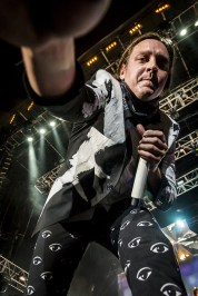 Arcade Fire - Vive Latino, Mexico city. 29-3-14 © Gus Morainslie
