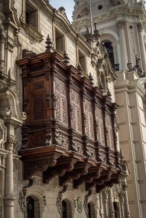 Centro Histórico, Lima © Gus Morainslie