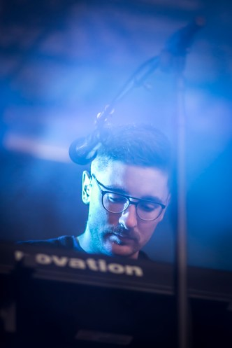 Alt-J and Kaleida - Prague © Gus Morainslie