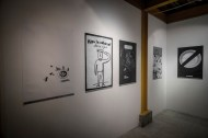 Segunda llamada posters - Centro Colombo Americano, Manizales