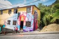 Jorge Giraldo (Tonra) Mural