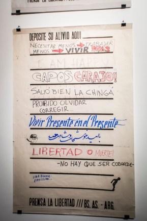 Margen - Afiche Argentino