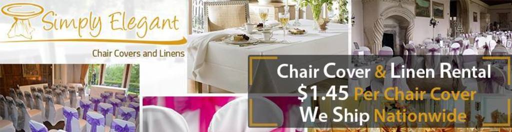 simply elegant chair covers and linens diy hammock stand rochester hills mi us startup