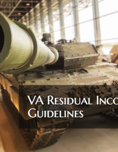 also va residual mortgage guidelines on loans for borrowers rh gustancho