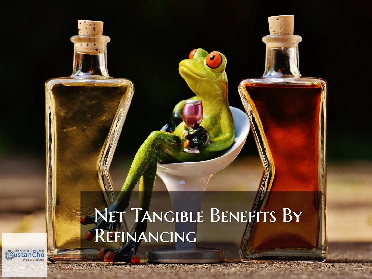 Net Tangible Benefits By Refinancing By Homeowners