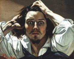 En Suisse de 1873 à 1877 avec Gustave Courbet