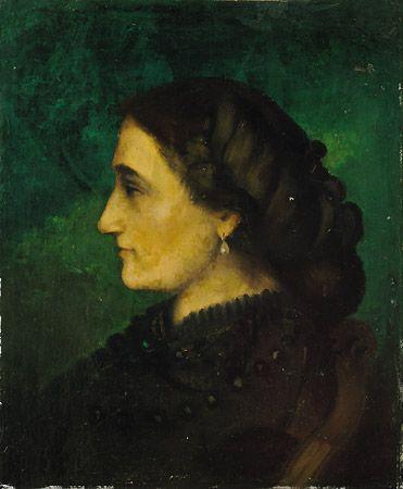 Portrait de Lydie Joliclerc