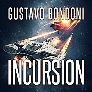 Incustion Bondoni Audiobook Cover