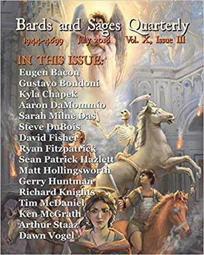 Bards and Sages Quarterly, July 2018
