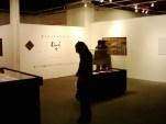 """Exhibición en el Centro Cultural Borges (2004) de """"Dos cartas"""". Textos de Milan Kundera y Fernando Arrabal, imágenes de Gustavo Charif.Unknown"""