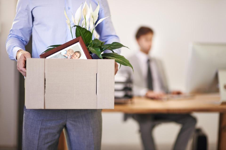 Eu pedi demissão... e fiquei um ano e meio desempregado...