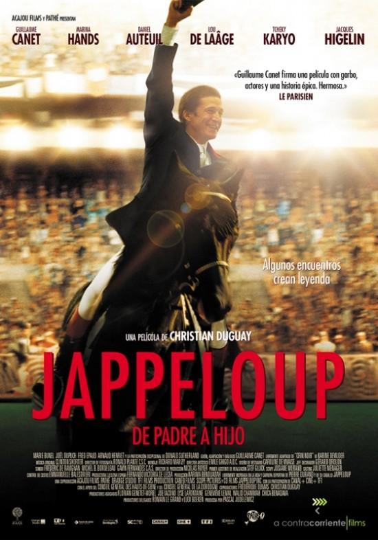 Poster Movie: Jappeloup