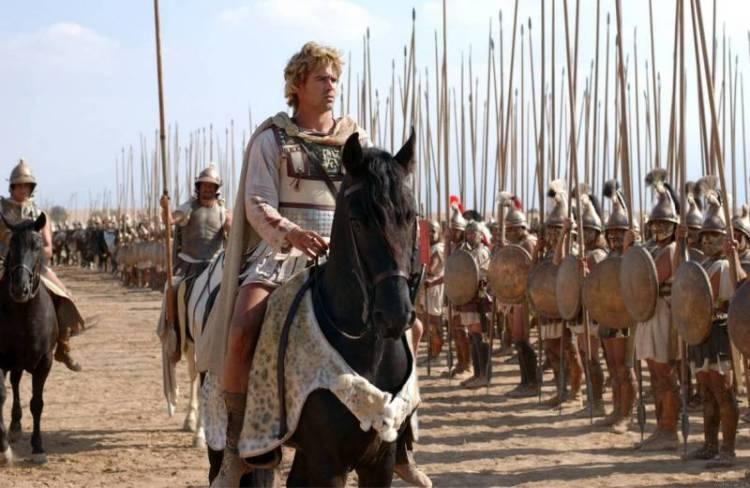 Alejandro Magno y Bucéfalo - Caballos y jinetes famosos de la historia