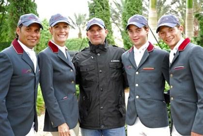 Gustavo Mirabal and partners