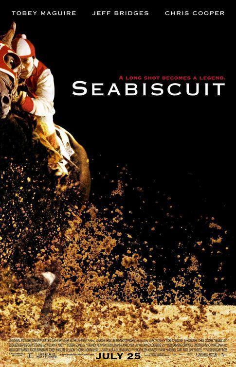 Seabiscuit - Cartel cinematográfico