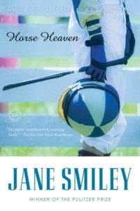 Novels about horses - Horse Heaven