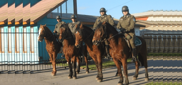 Mounted Police of Chile