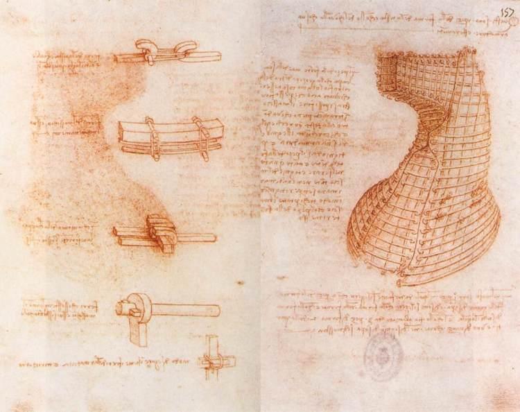 Dibujos del caballo de Sforza