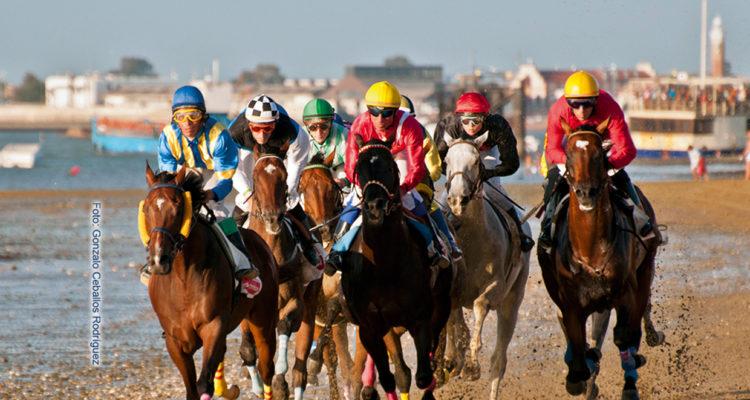 Sanlúcar de Barramedas Horse Racing