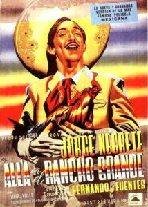 Allá en el rancho grande Jorge Negrete