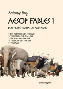 Aesop Horses in Fables - Plog Anthony