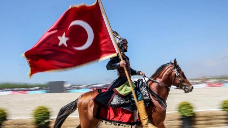 Turkish Rider