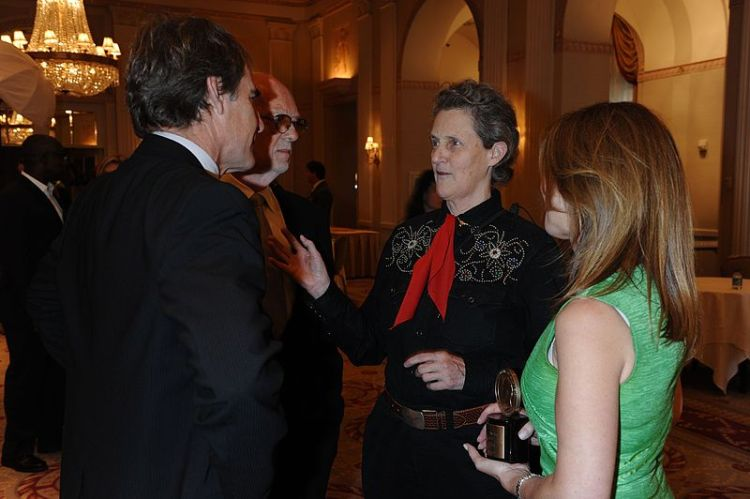 Temple Grandin, May 2011