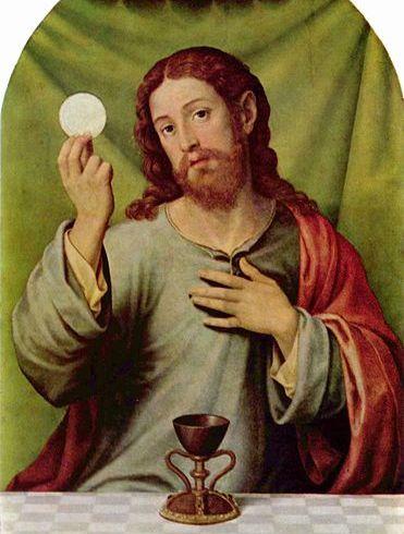 Holy Grial - Juan de Juanes