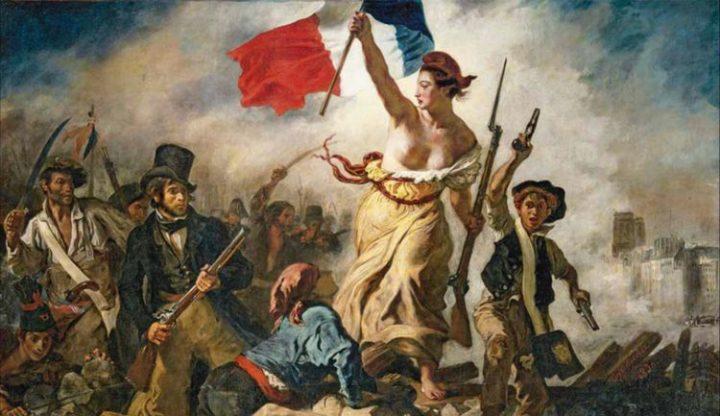 Igualdad, libertad y fraternidad - Ideales de la revolución francesa