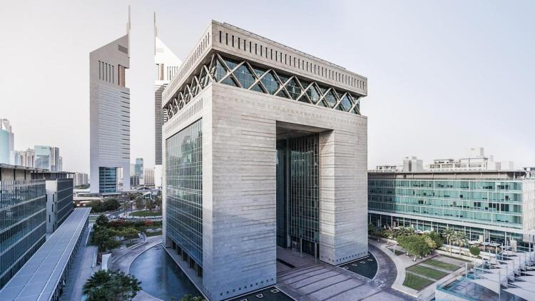 Gustavo Mirabal's office is in the Dubai International Financial Center